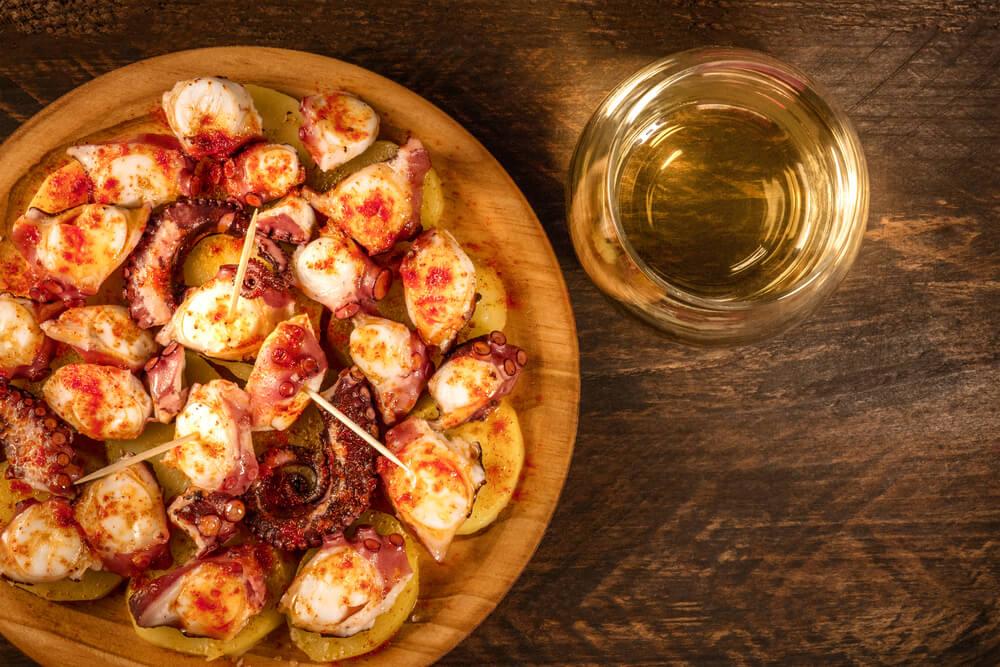 Prueba los mejores vinos de Galicia