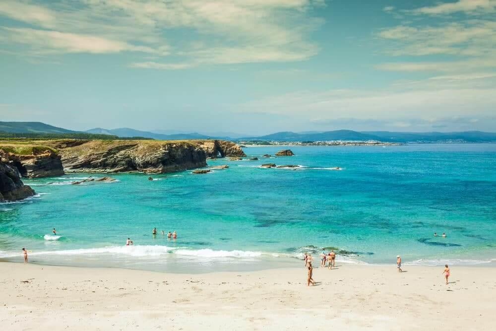 Las Mejores Playas De Lugo Para Ir Con Niños Las Catedrales