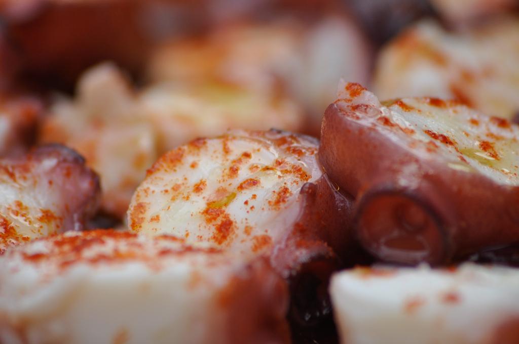 Pulpo, el rey de la gastronomía de la provincia de Lugo