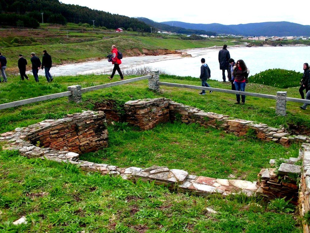 Castro de Fazouro, lugar en la historia de Foz