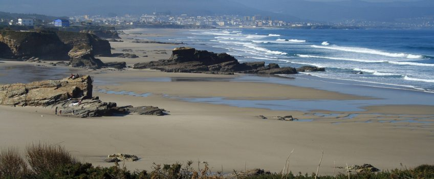 playa de las catedrales temperatura