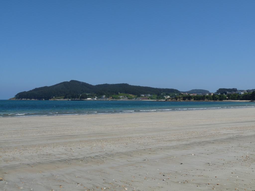 Playa de Foz en Septiembre