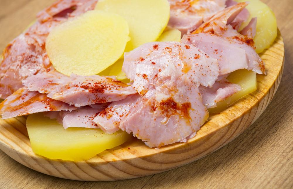 Gastronomía de la provincia de Lugo: lacón