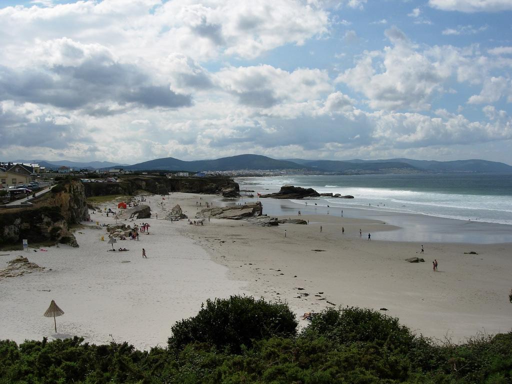 Playa Lóngara en Lugo
