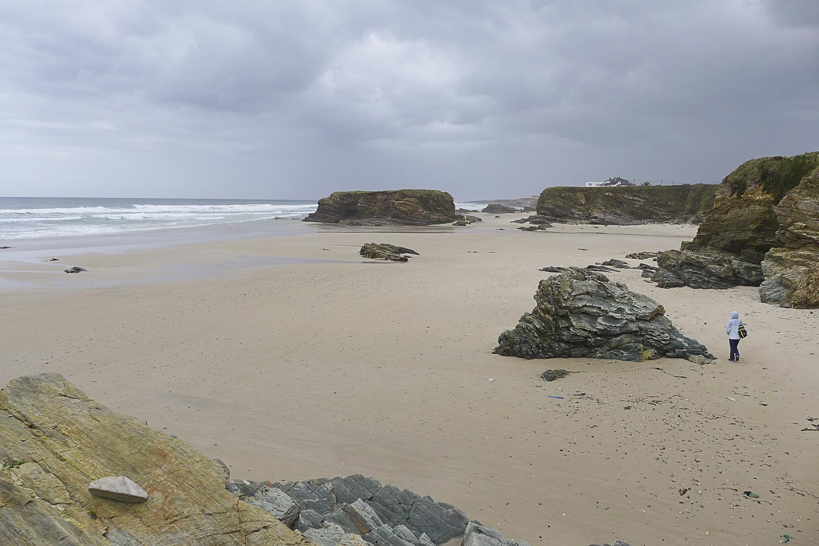 Playa Remior en Foz