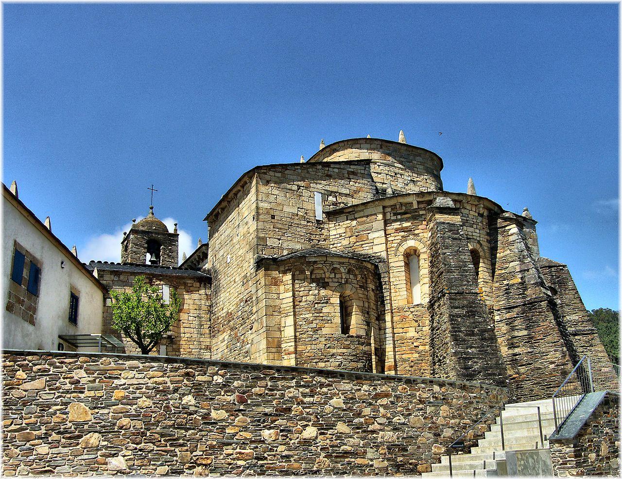 San Martín de Mondoñedo, uno de los rincones de la Mariña Lucense