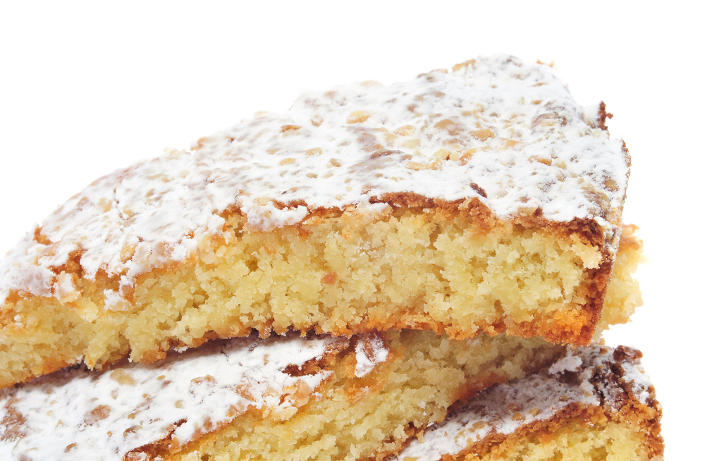 Tarta de Santiago, uno de los postres gallegos