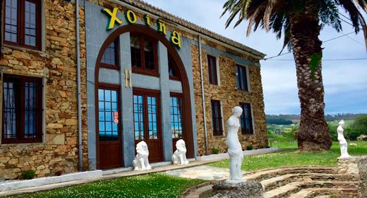 Restaurante Xoiña, uno de los asadores en Foz