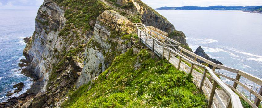 Rincones de la Mariña Lucense, O Fuciño do Porco o Punta Socastro