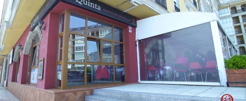 Restaurante La Quinta en Foz