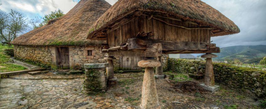 Piornedo, uno de los pueblos más bonitos de Galicia
