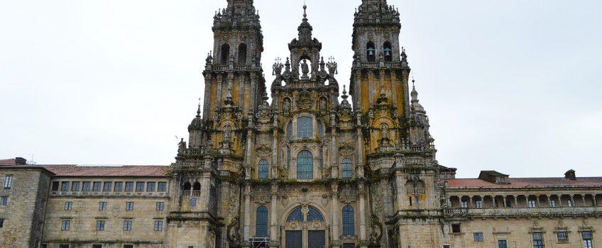 Galicia en invierno, Santiago de Compostela