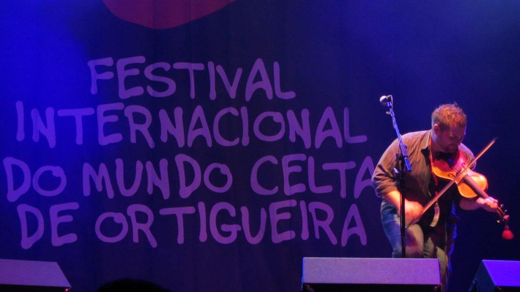 Festival do Mundo Celta en Origueira