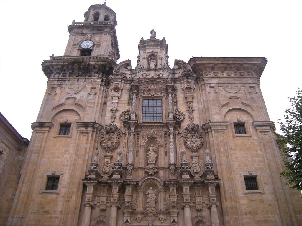 Monasterio de San Salvador de Lourezá