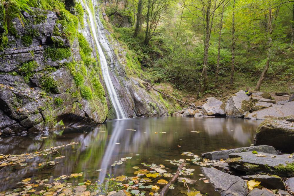 Semeira de Vilagocende, una de las cascadas de Galicia más bonitas