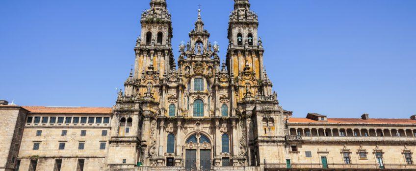 Catedrales de Galicia: Santiago de Compostela