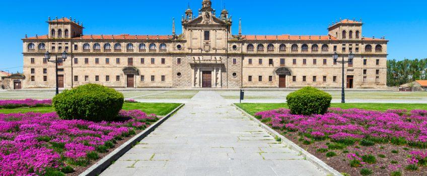 Colegio de los Escolapios de Monforte de Lemos