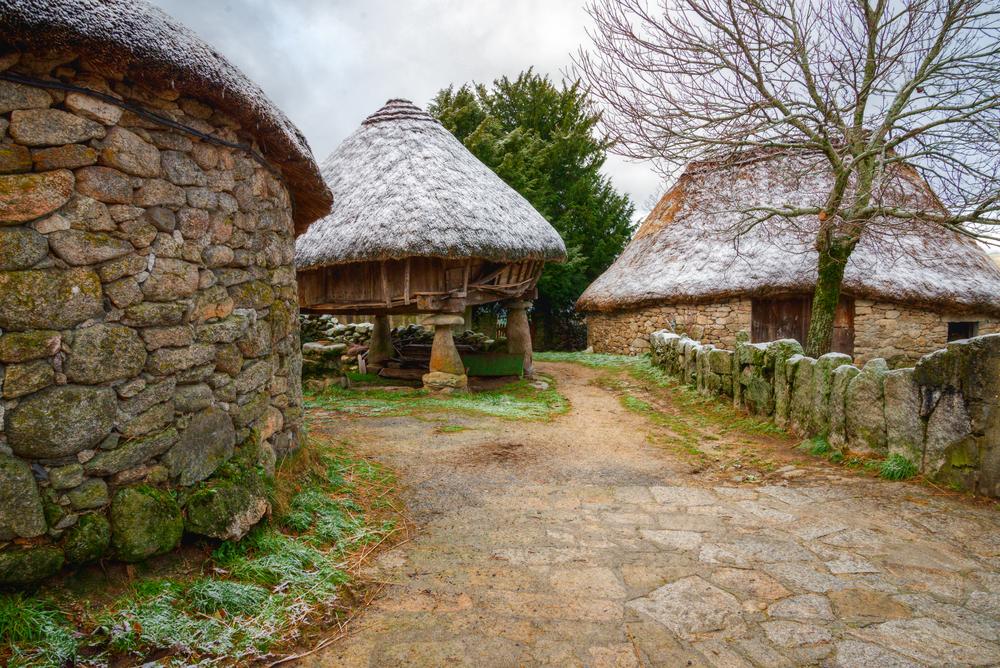 Disfrutar de Galicia en invierno, Piornedo