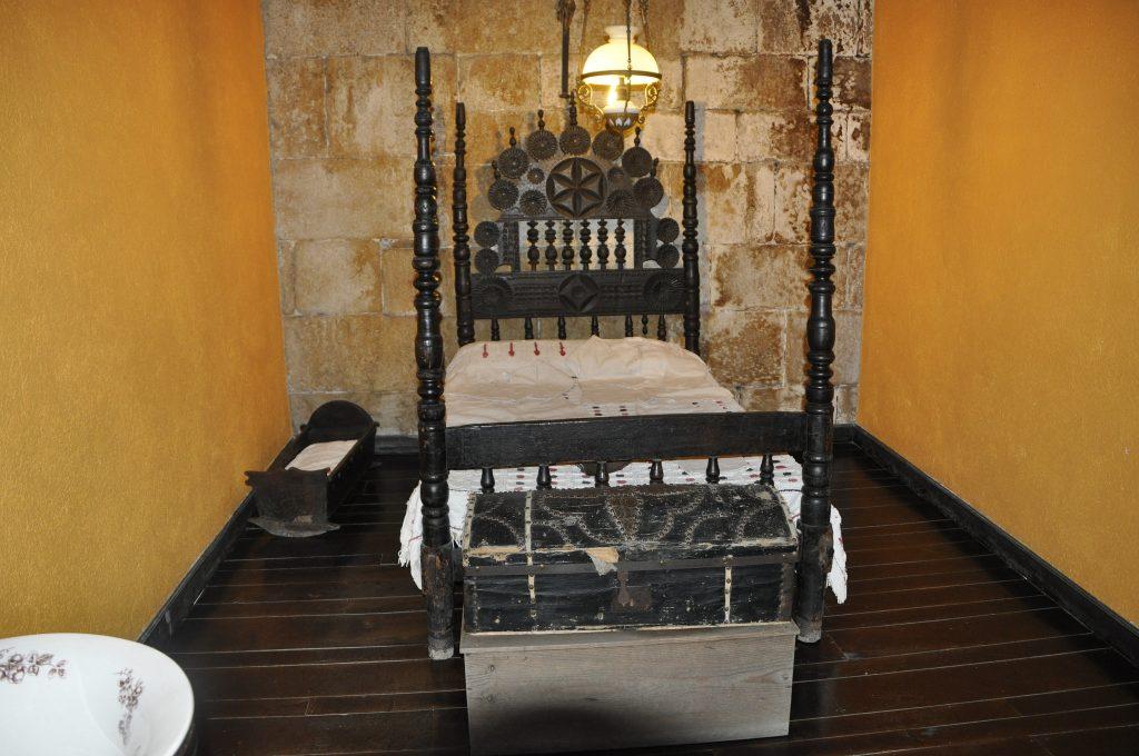 Interior del museo de San Paio de narla