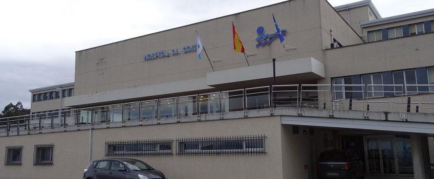 Atención sanitaria en Foz: Hospital da Costa en Burela