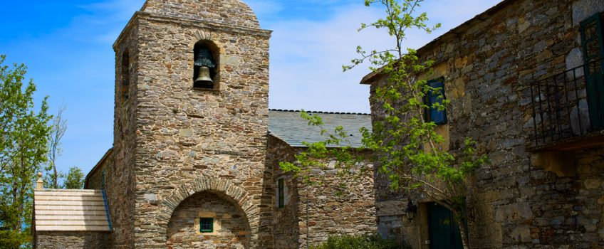 O Cebreiro, una de las localidades de Lugo más bonitas